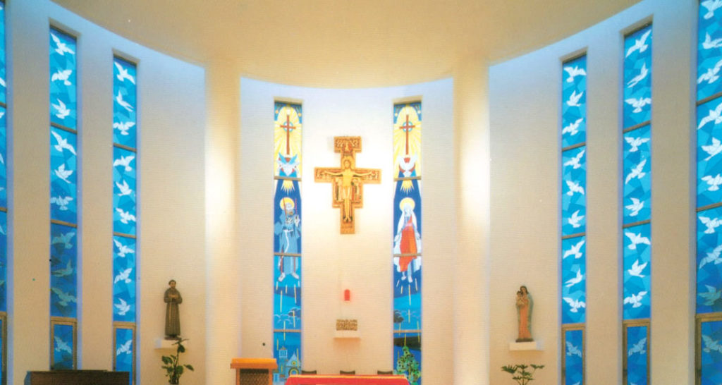 カトリック亀有教会聖堂
